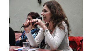 La especialista Sandra Chaher estará el viernes en Paraná.