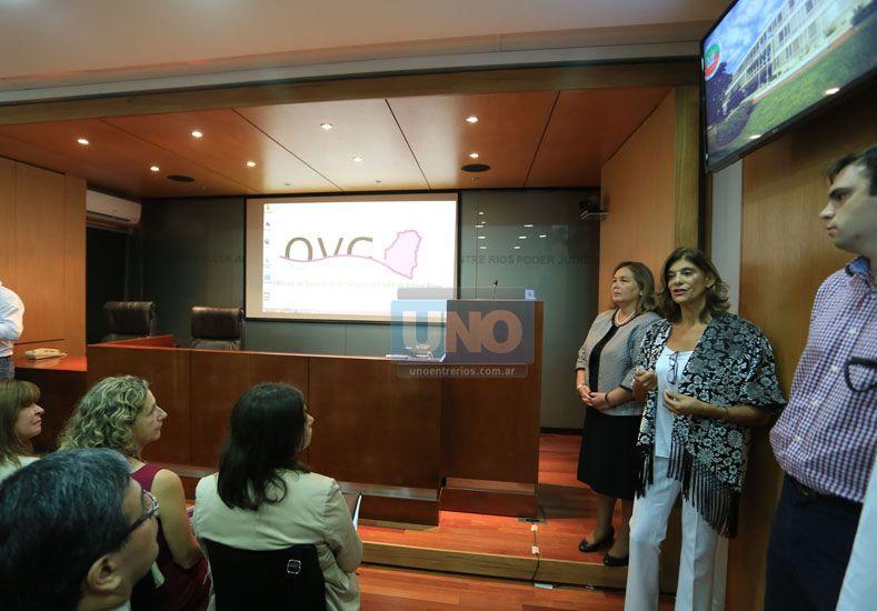 Más de 30 mil causas por violencia de género en Entre Ríos