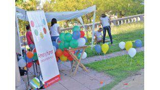 Payamédicos brindaron un evento solidario