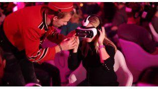 El cine de realidad virtual ya es realidad en Holanda.