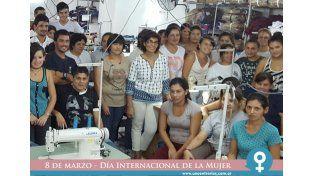 Mujeres que remontan fábricas y se ponen al mando de un sueño