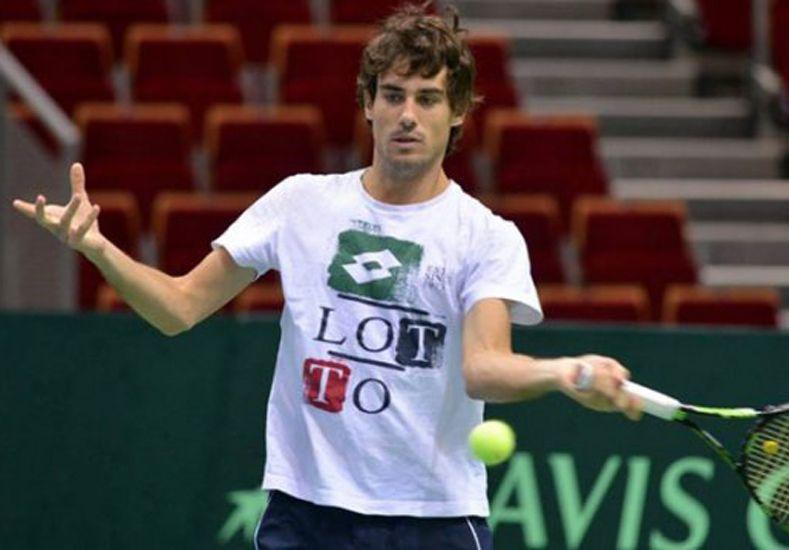 Guido Pella es el mejor argentino del ranking de la ATP