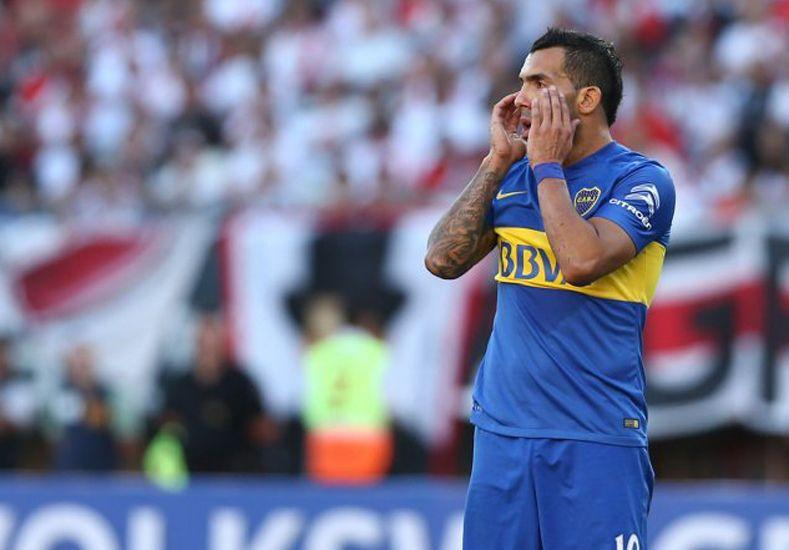 Tevez no jugaría ante Bolivar