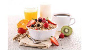 Qué debe incluir el desayuno