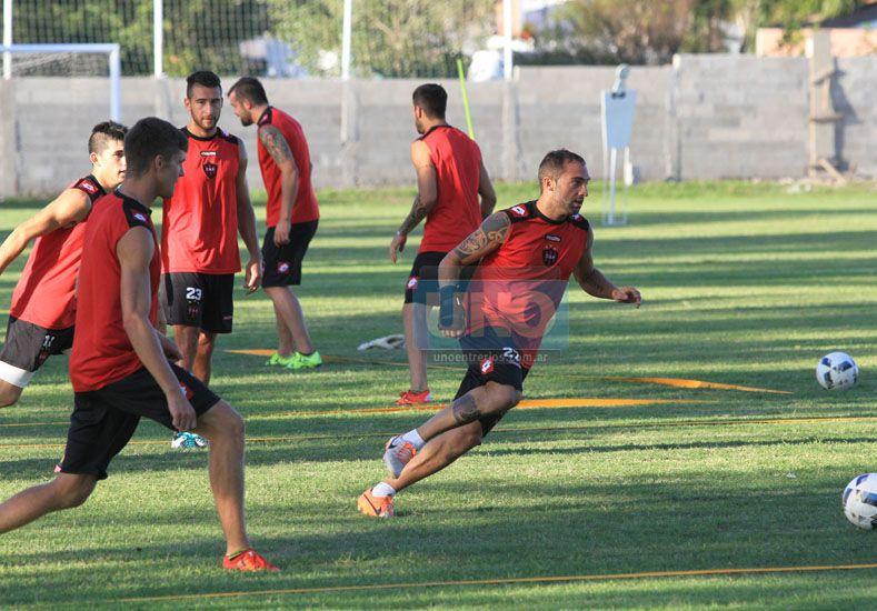 Ezequiel Garré se posicionará como lateral izquierdo en el elenco entrerriano.   Foto UNO/Diego Arias