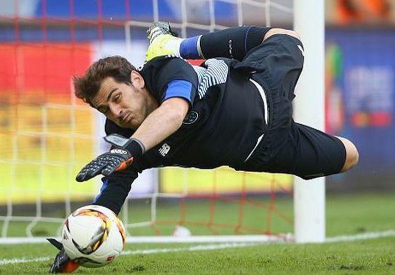 Un grave error de Iker Casillas