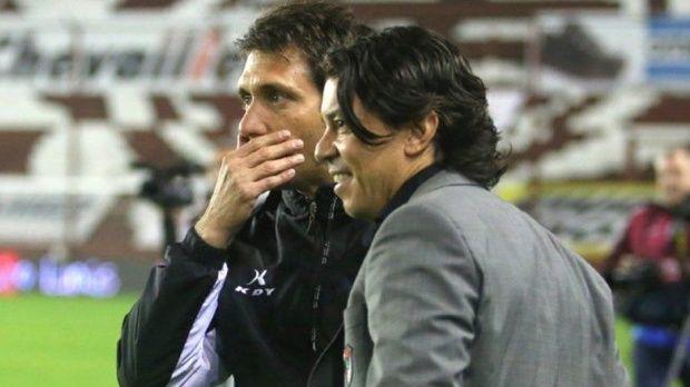 Los entrenadores buscan quedarse con el superclásico en el Monumental.