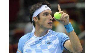 Mayer cumplió en el tercer punto y Argentina logró la clasificación a cuartos