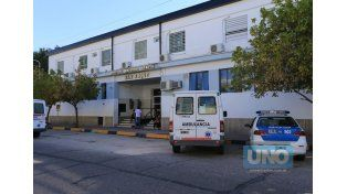 La beba falleció en el hospital San Roque luego de los intentos de reanimación. (Foto: UNO/Archivo)