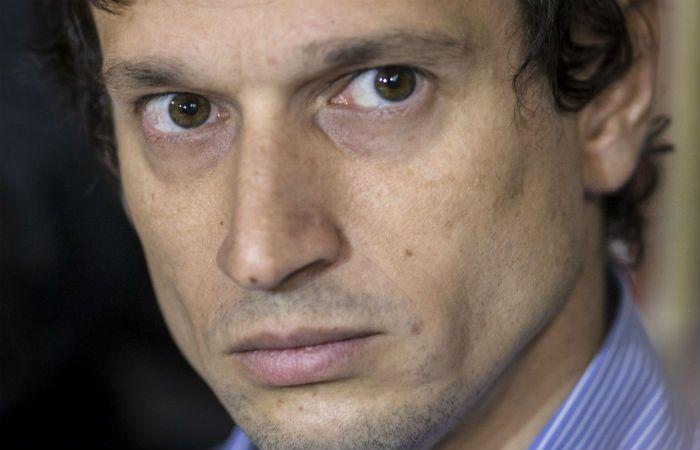 En problemas. La situación de Lagomarsino sigue complicada por haberle suministrado el arma a Nisman.