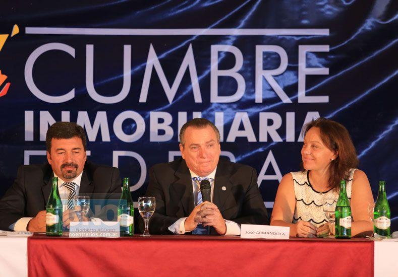 Convocante. La actividad contó con el apoyo y la asistencia de los colegios inmobiliarios del país. (Foto UNO/Diego Arias)