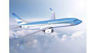 Aerolíneas deja de volar a Brasilia desde abril