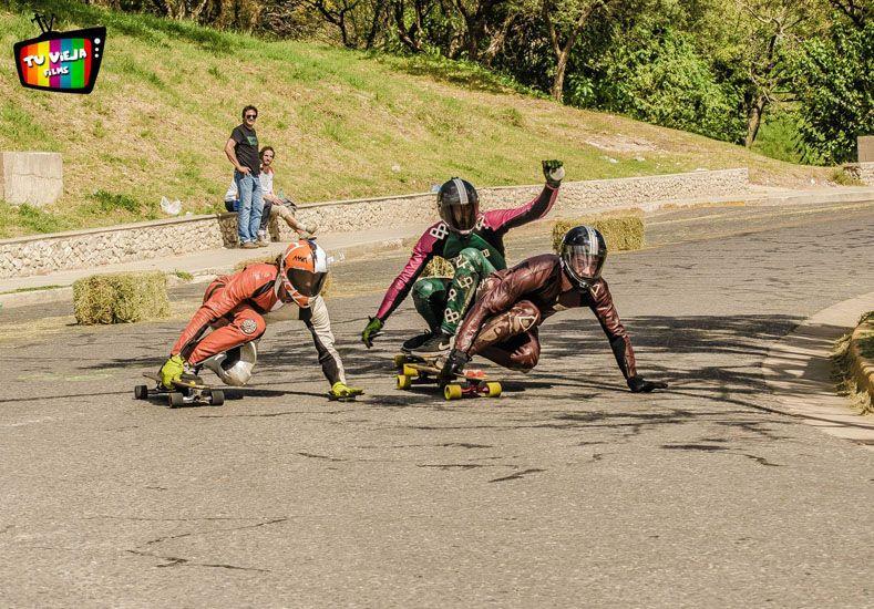 Los riders dieron un gran espectáculo el año pasado en la primera edición.