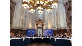 Audiencia pública: Rosatti se mostró a favor de la despenalización de la tenencia de drogas y pidió que los jueces paguen Ganancias