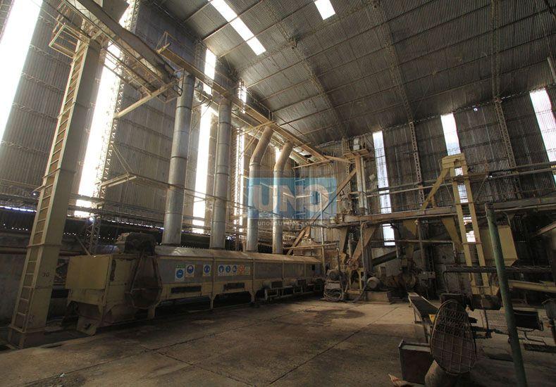 Trabajadores de la aceitera de Bajada Grande reclaman los sueldos adeudados