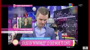 Liliana Parodi contó la trastienda del llamado de Jaime Stiuso a Intratables