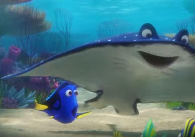 Se estrenó el trailer de Buscando a Dory
