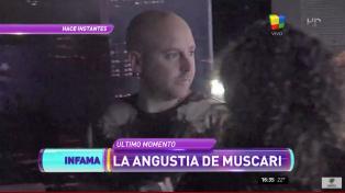 El llanto de Muscari tras contar su verdad sobre Barbie Vélez y Fede Bal