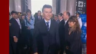 Cara a cara, una diputada entrerriana le pidió a Macri por Milagro Sala