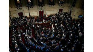 Cuáles fueron las propuestas de Mauricio Macri en el Congreso