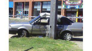 El policía que causó un trágico accidente de tránsito en Paraná quedó en libertad