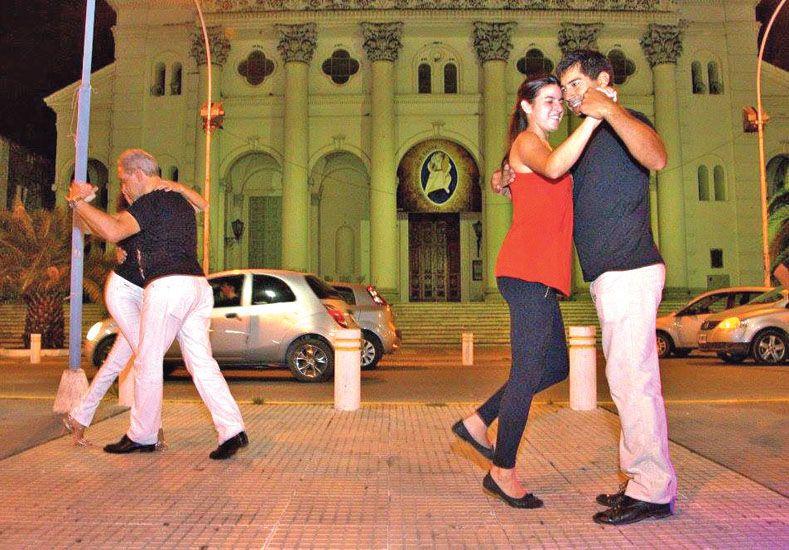 Se sumaron a la poesía y el tango