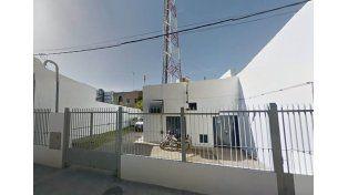 El lugar por donde habrían accedido a los techos. (Foto: Google Street View)