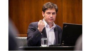 El legislador kirchnerista Axel Kicillof aseguró que no le llegó ninguna citación para presentarse ante la Justicia.