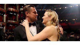 Leonardo Di Caprio y Kate Winslet demostraron que son Jack y Rose para siempre