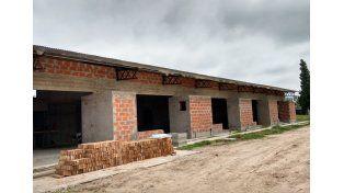 Avanza la construcción de dos jardines maternales en Paraná