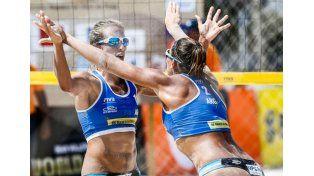 La entrerriana Ana Gallay y Klug terminaron cuarta en el abierto de Maceió