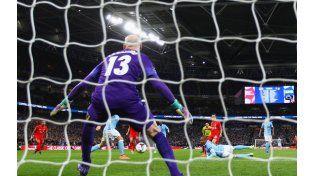El entrerriano Willy Caballero gritó campeón con el Manchester City