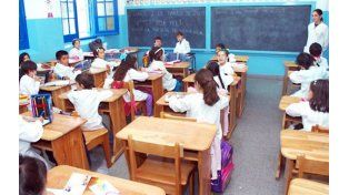 Disparidad. Hay marcadas diferencias en las grillas salariales docentes.