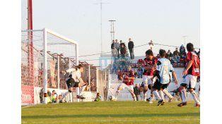 Que se repita. Patronato celebró su primera victoria en la BN ante Belgrano de Córdoba. ¿Se repetirá esta noche la historia?. (Foto UNO/Juan Ignacio Pereira)