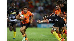 Histórico triunfo de Los Jaguares en el Súper Rugby