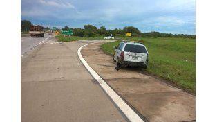 Otro accidente fatal en la autovía 14: murió una niña de 5 años