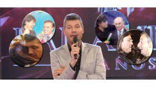 El humor político de Marcelo Tinelli en Twittter: ¡Guarden noticias para abril!