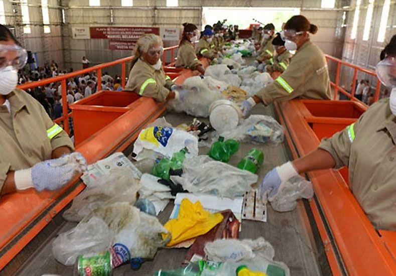 Analizan cómo implementar la separación de residuos en origen