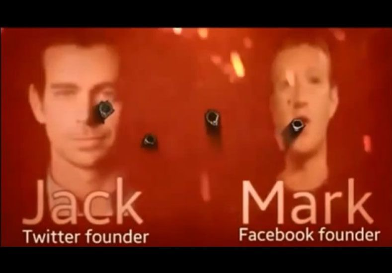 ISIS amenaza con asesinar a los creadores de Facebook y Twitter