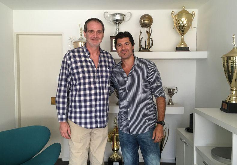 El paranaense Sebastián Uranga es el nuevo director deportivo de la CABB