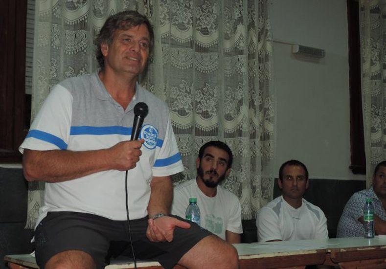El experto en deportes Horacio Anselmi disertará en Paraná