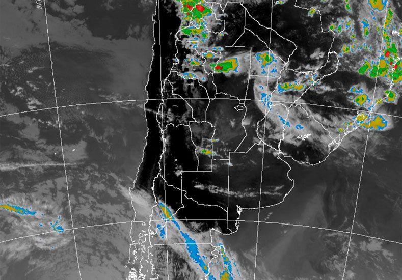 Hay alerta por tormentas fuertes para todo Entre Ríos