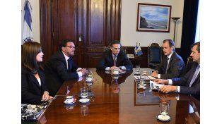 Bordet quiere una posición común de los gobernadores para negociar con la Nación