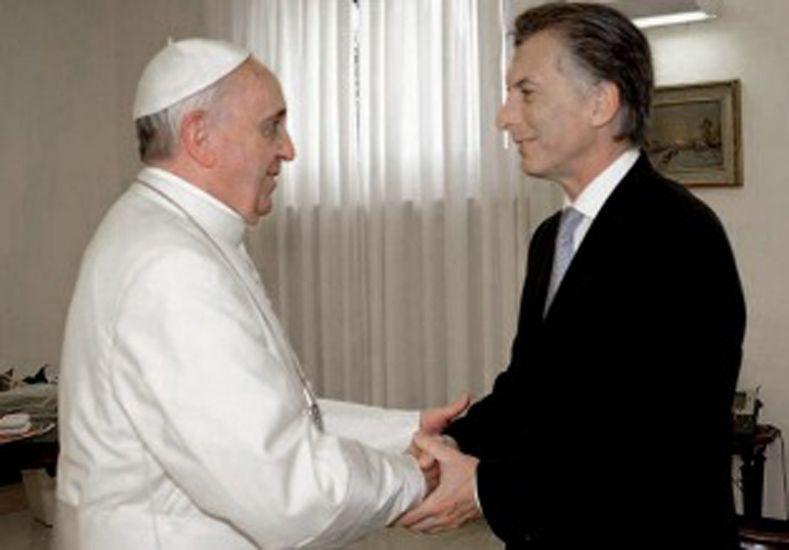 El Papa suspendió su agenda pero Macri viaja igual a Roma