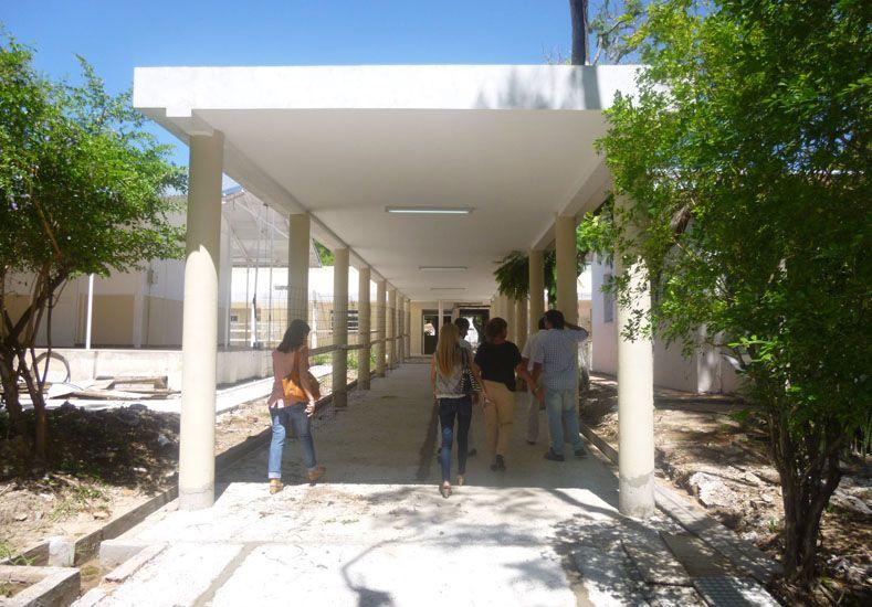 Continúa el relevamiento del estado de la infraestructura escolar