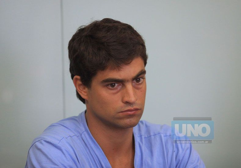 Ignacio Laporta Di Tomaso. Foto UNO/Archivo