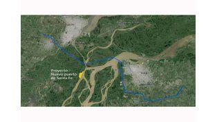 Empresarios piden nueva conexión vial entre Paraná y Santa Fe