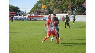 Atlético Paraná acumula dos empates en el Mutio. Foto UNO/Mateo Oviedo