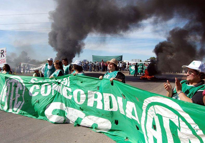 Medida. Trabajadores estatales protagonizarán la primera huelga nacional contra la gestión Macri.