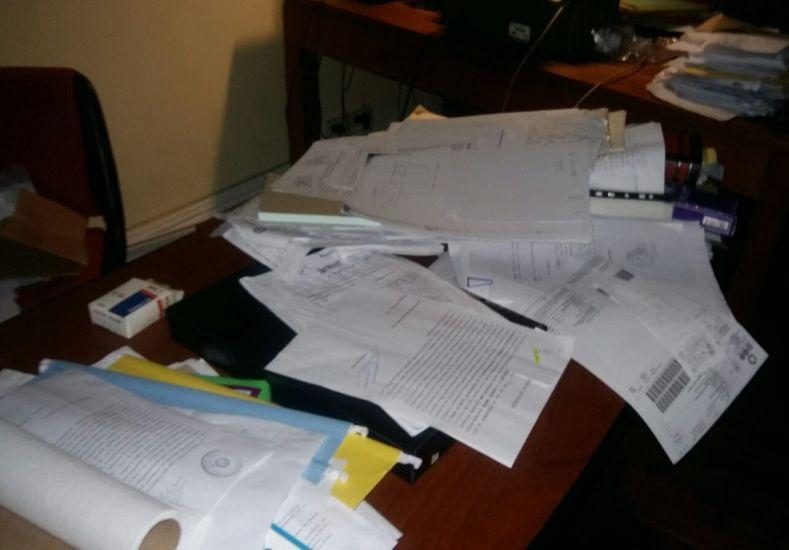 Repudian el robo al estudio jurídico del presidente del Colegio de Abogados
